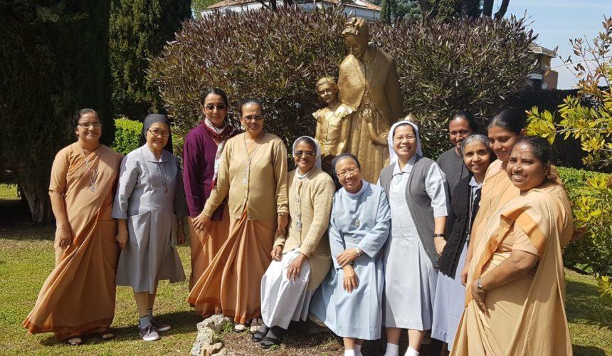 S. Michele: conclusa la prima parte del percorso formativo per undici sorelle canossiane